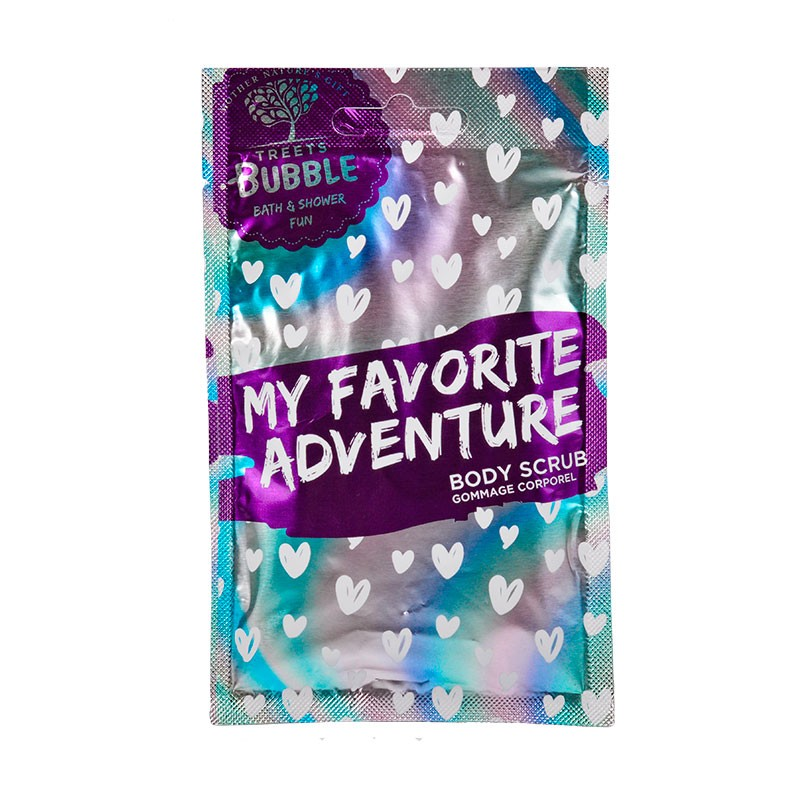Exfoliante en sachet My Favourite Adventure