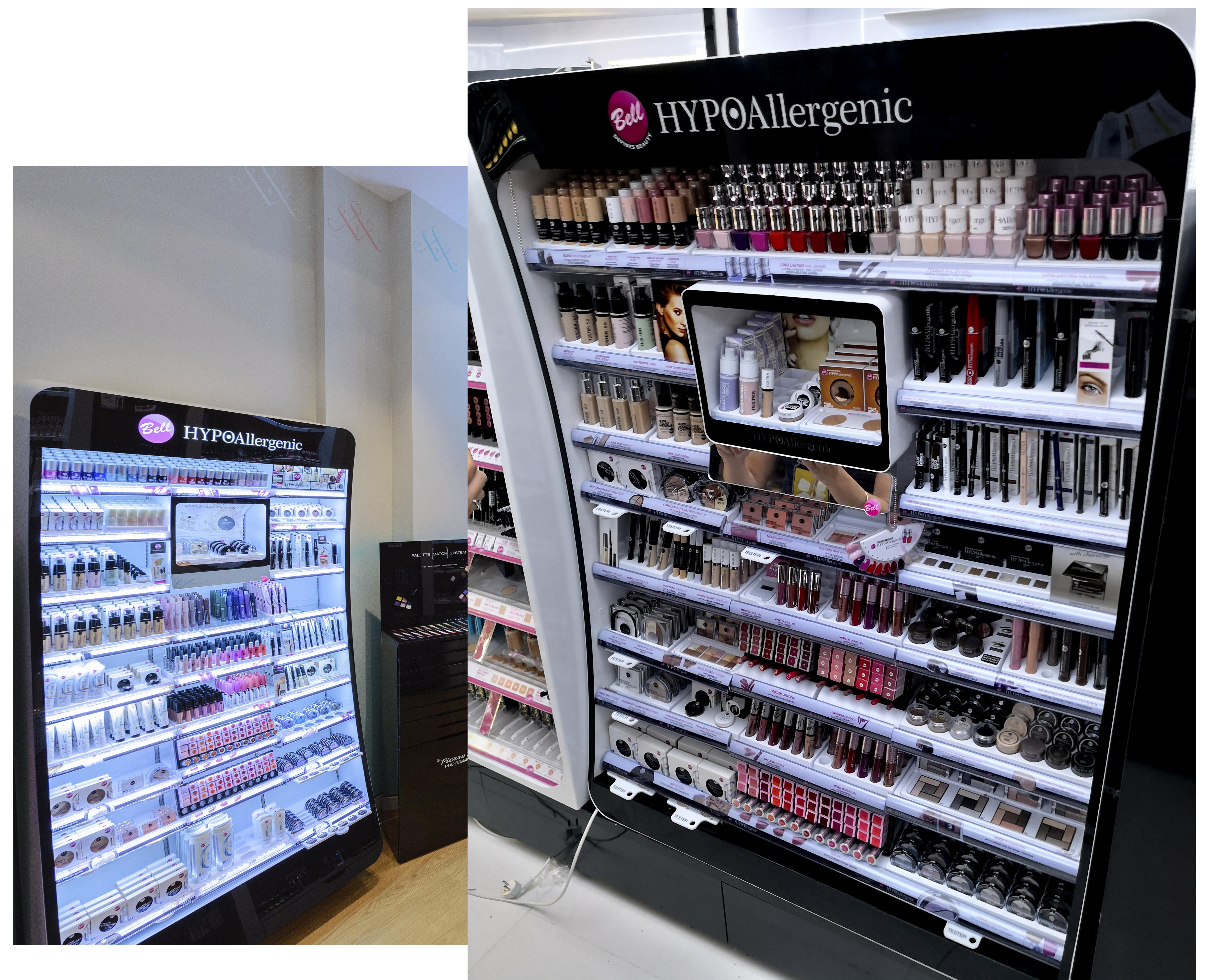 Servicios distribuidor cosmética y maquillaje
